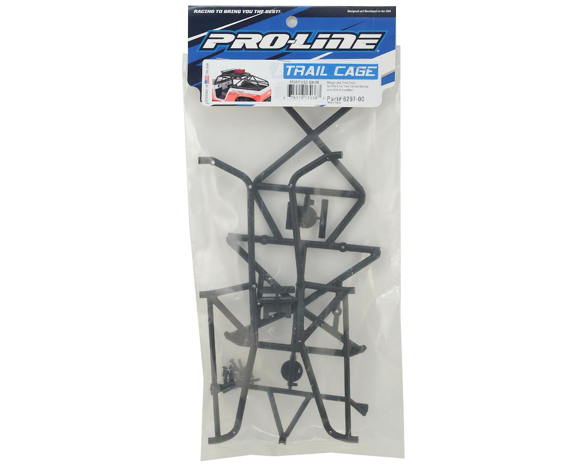 Pro-Line Ridge-Line Trail Cage (1966 Ford Bronco, Axial Deadbolt & G6)