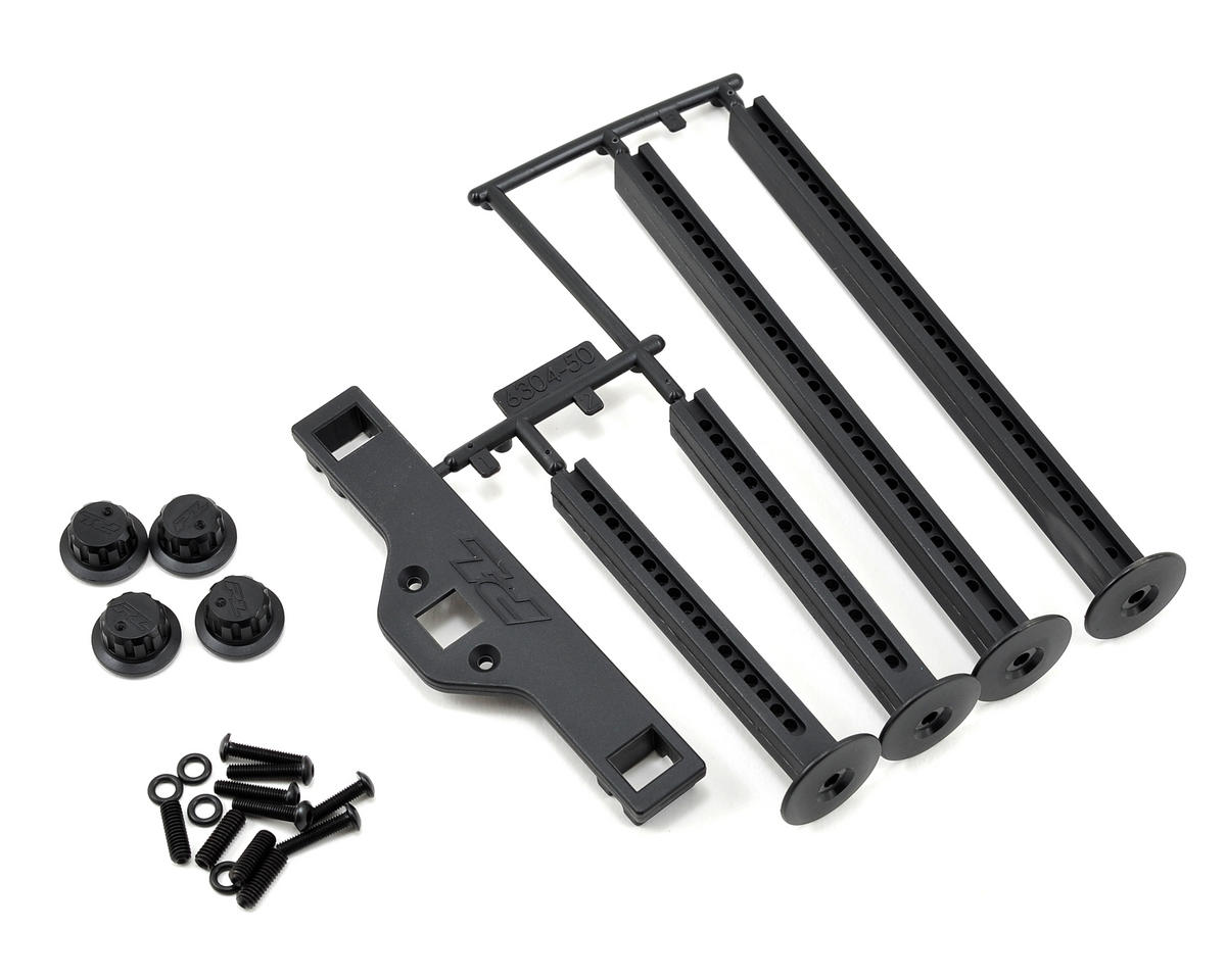T/E-Maxx Extended Front & Rear Body Mounts by Pro-Line