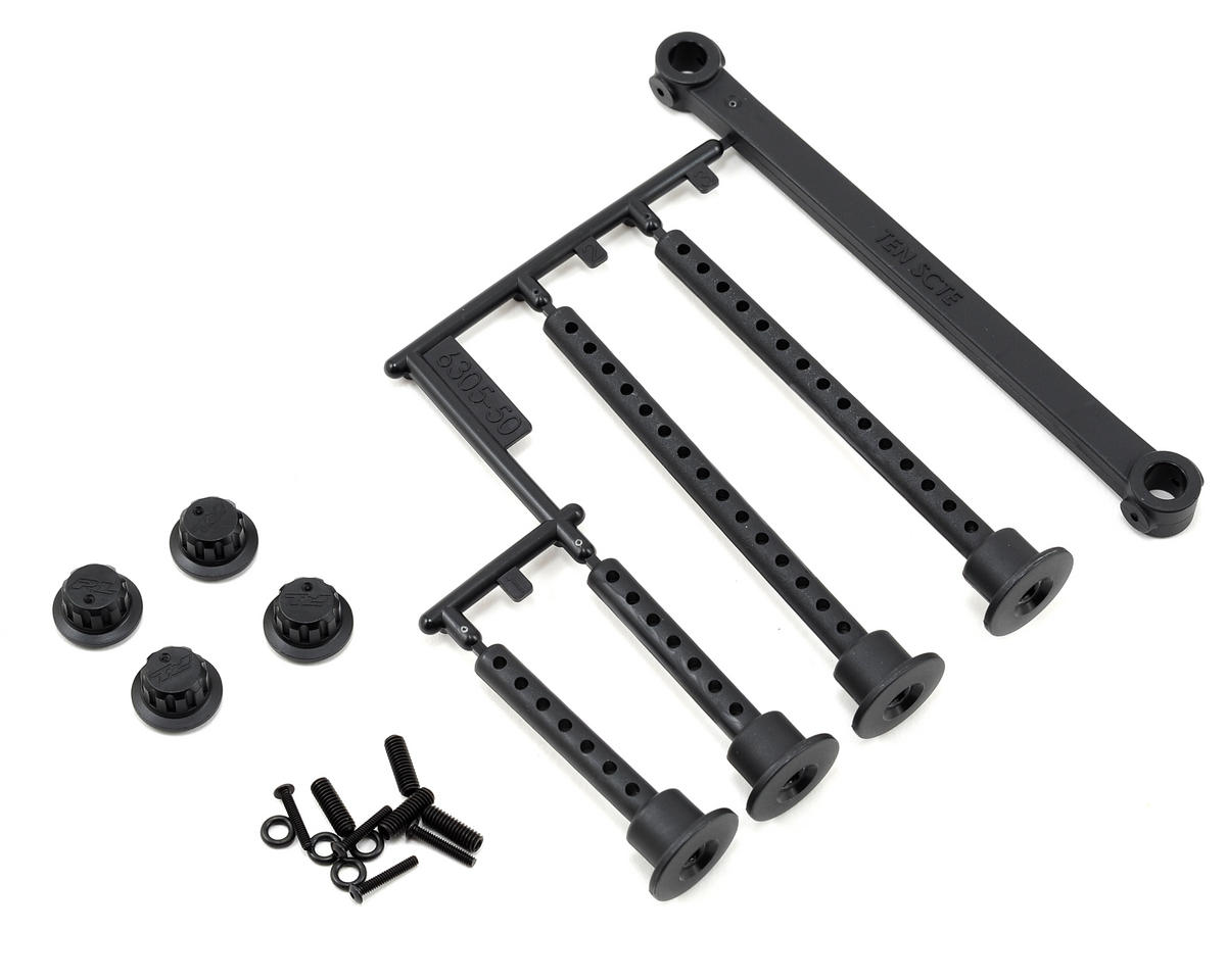 Pro-Line TEN-SCTE Extended Front & Rear Body Mounts