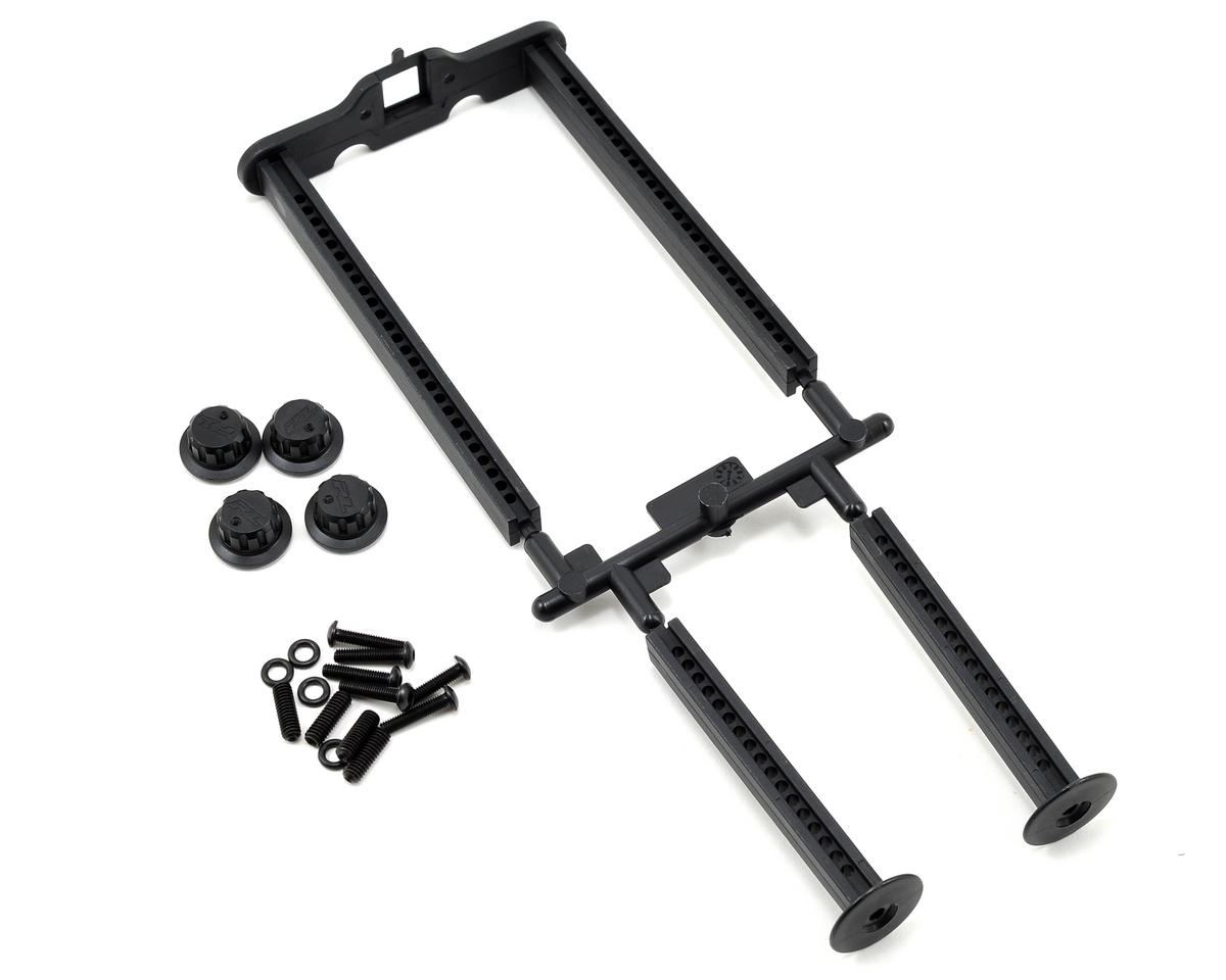 Pro-Line Revo/Summit Extended Front & Rear Body Mounts (Traxxas E-Revo)