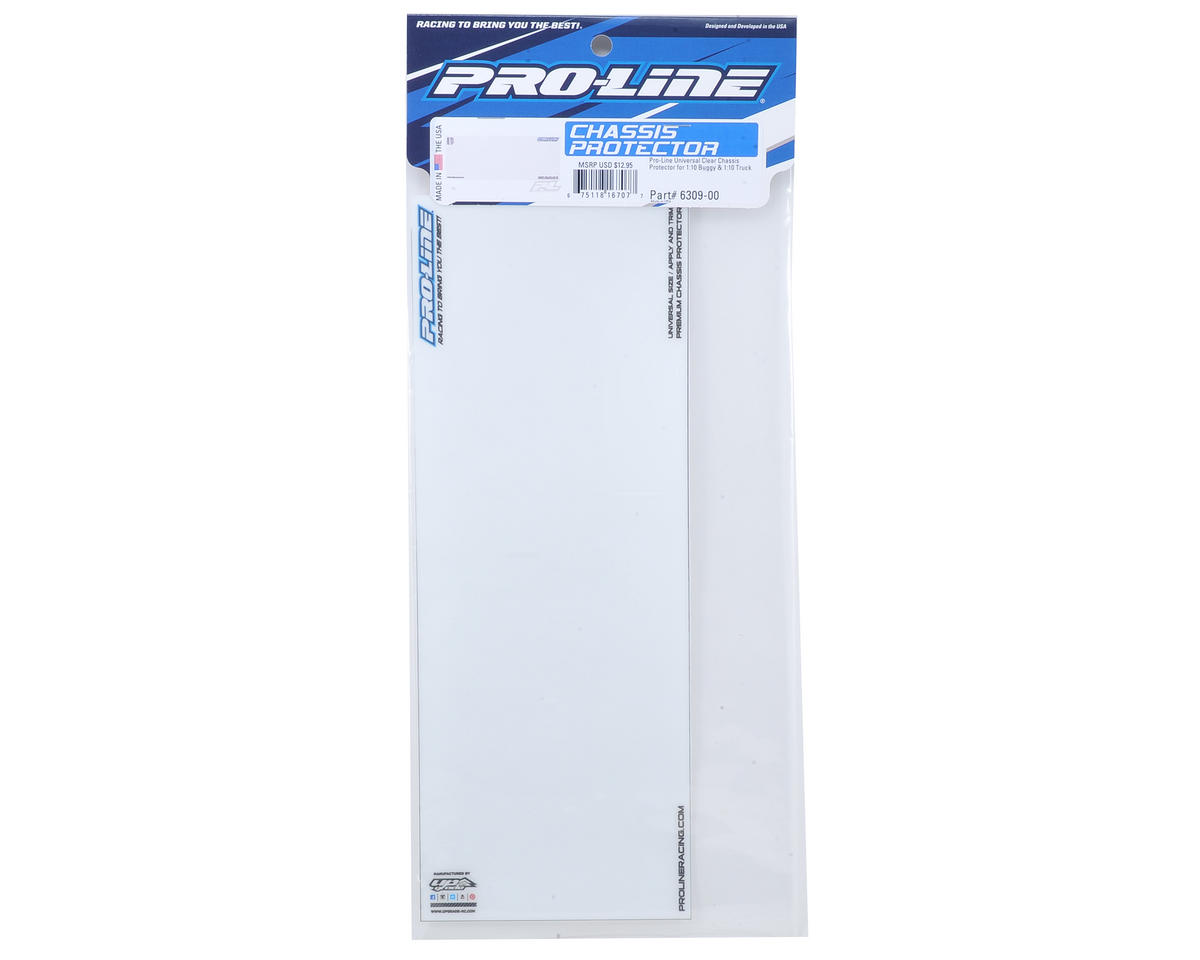 Pro-Line 1/10 Universal Clear Chassis Protector