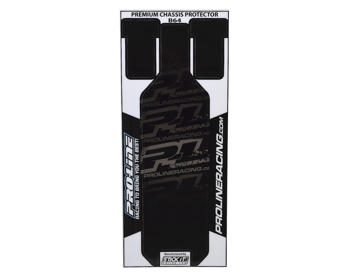 B64/B64D Chassis Protective Sheet (Black) by Pro-Line