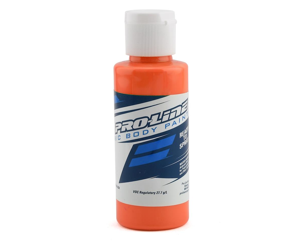 Pro-Line RC Body Airbrush Paint (Fluorescent Orange) (2oz)