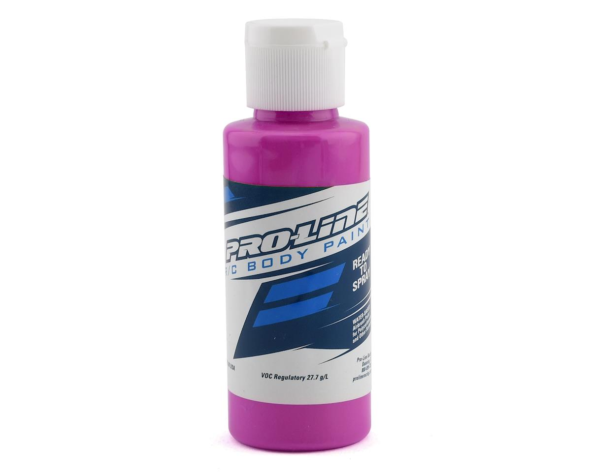 Pro-Line RC Body Airbrush Paint (Fluorescent Fuchsia) (2oz)