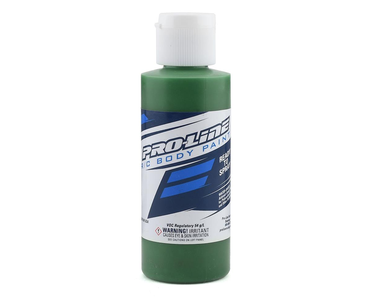 Pro-Line RC Body Airbrush Paint (Candy Electric Green) (2oz)