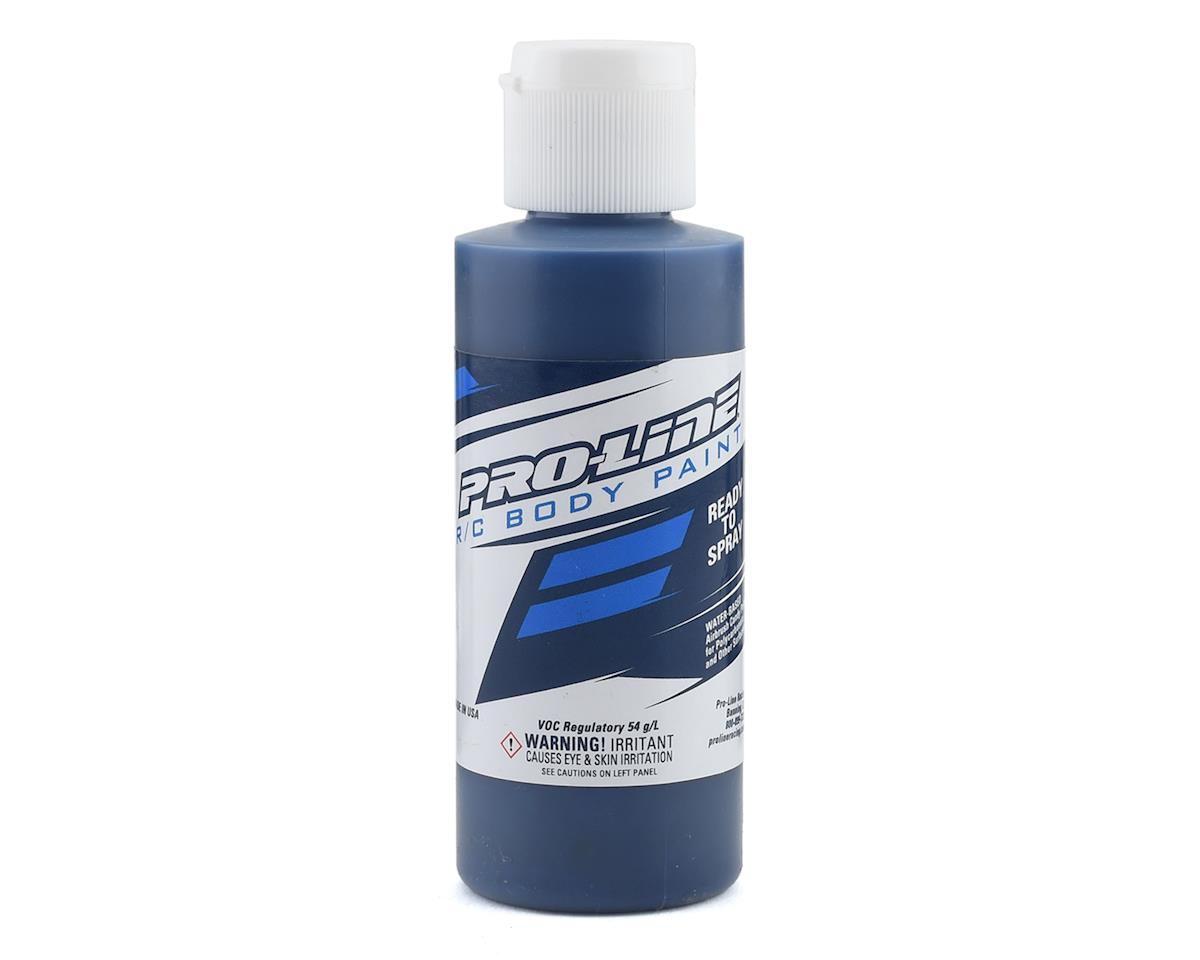 Pro-Line RC Body Airbrush Paint (Candy Blue Ice) (2oz)