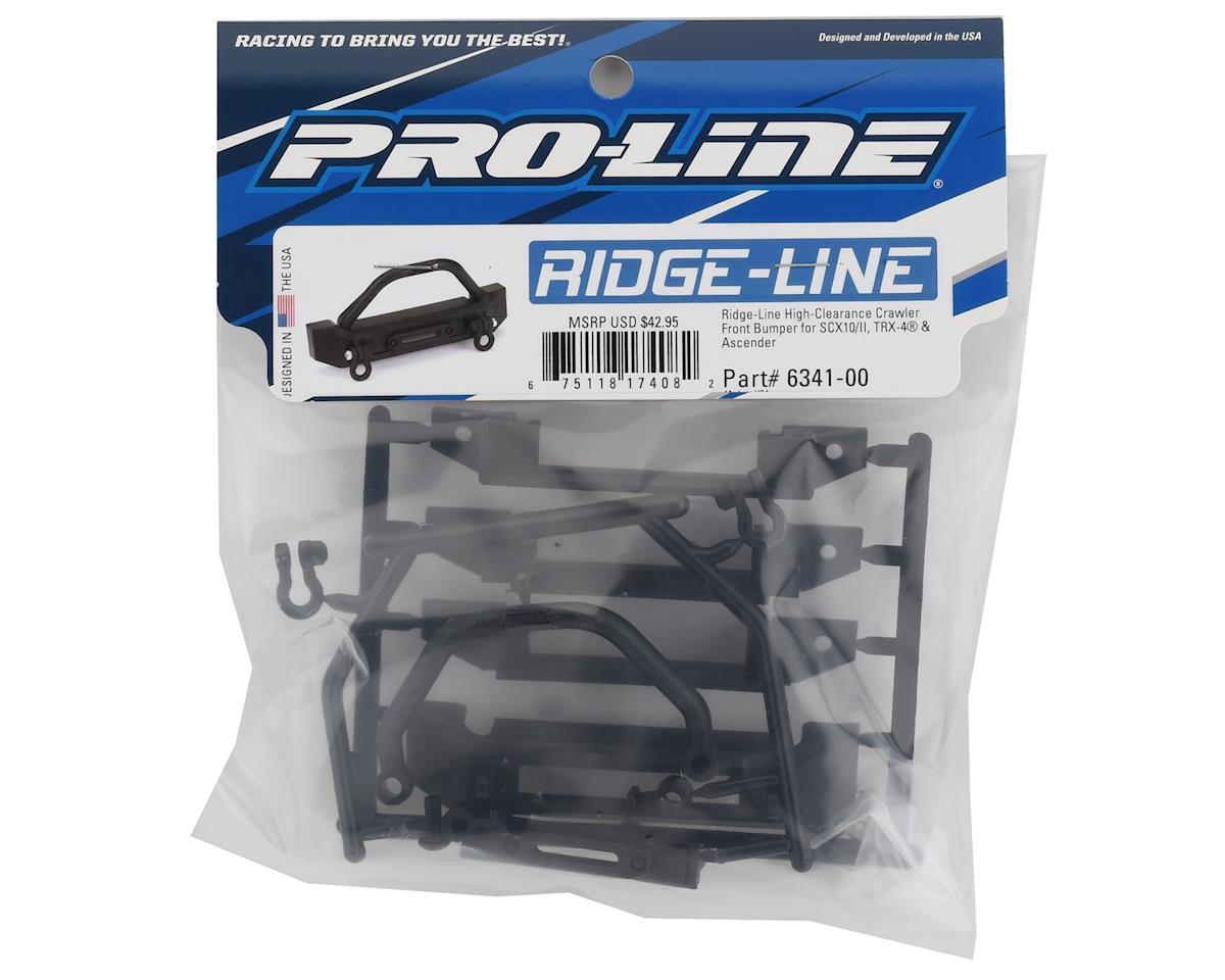 Pro-Line Ridge-Line High-Clearance Crawler Front Bumper