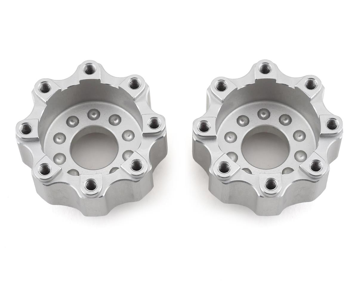 "Pro-Line 8x32 to 17mm 1/2"" Offset Aluminum Hex Adapters"