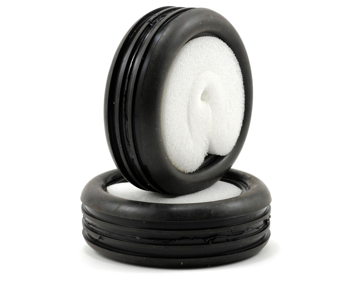 "Pro-Line Low Profile 4 Rib 2.2"" 2WD Front Buggy Tires (2)"