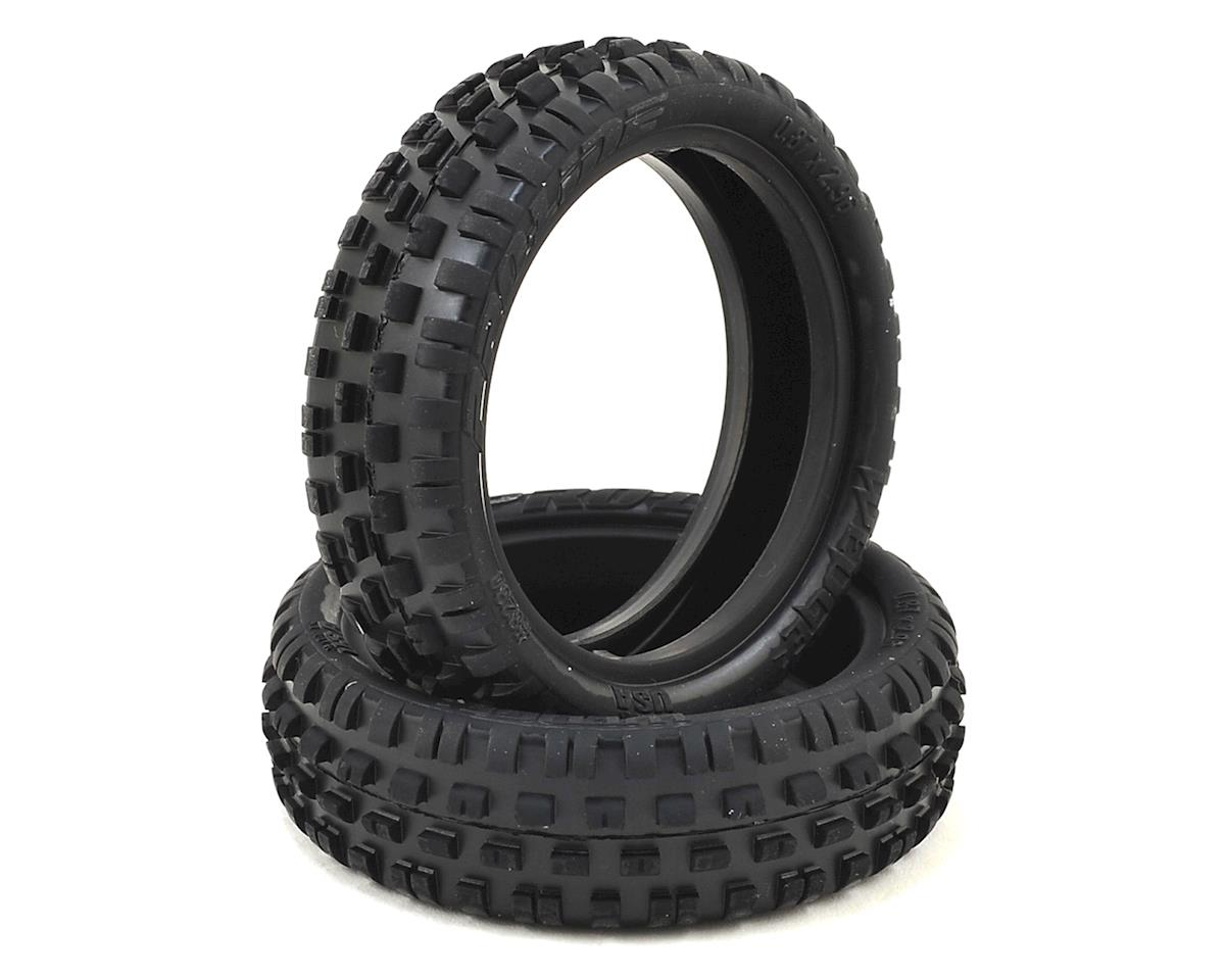 "Wedge Squared Carpet 2.2"" 2WD Front Buggy Tires (2) (Z4) by Pro-Line"