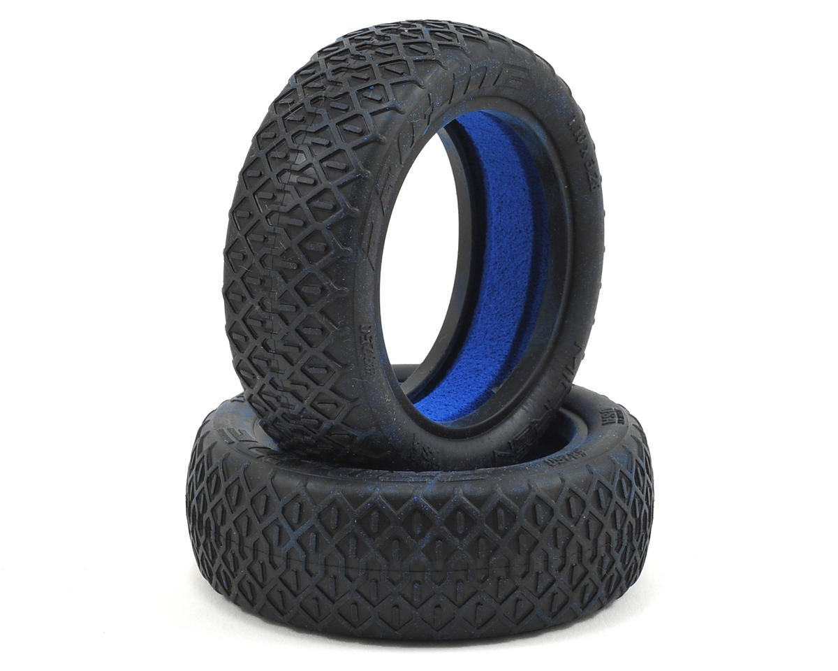 "Pro-Line Micron 2.2"" 2WD Front Buggy Tires (2) (M4)"