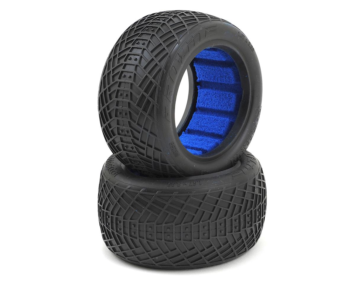 "Positron 2.2"" Rear Buggy Tires (2) (M4) by Pro-Line"