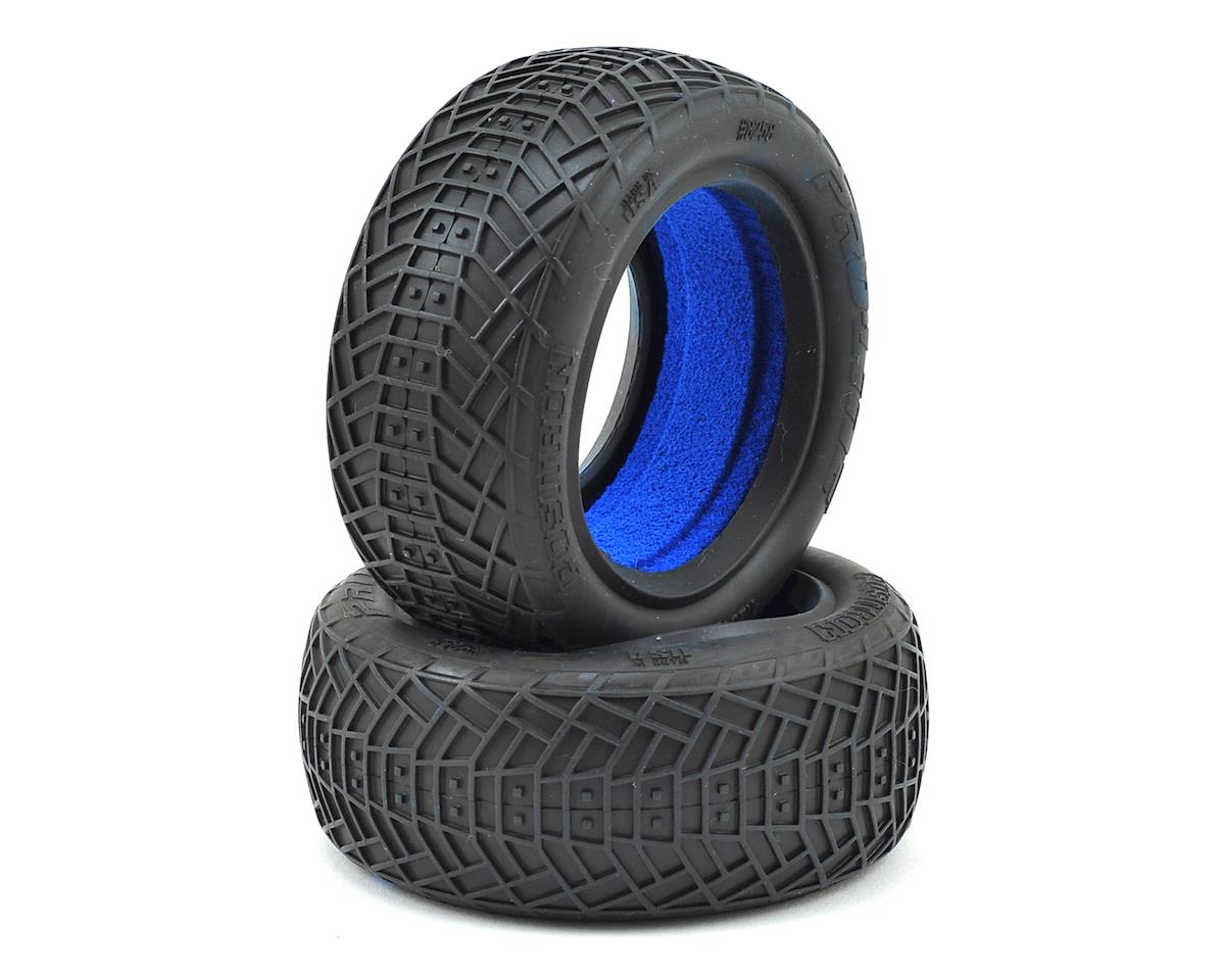 "Positron 2.2"" 4WD Front Buggy Tires (2) (M4) by Pro-Line"