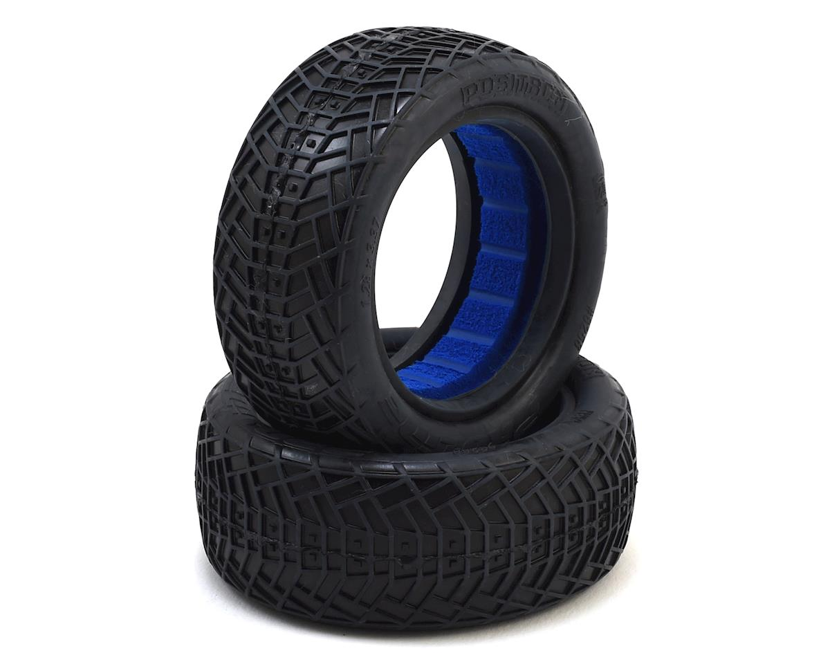 "Positron 2.2"" 4WD Front Buggy Tires (2) (S3) by Pro-Line"