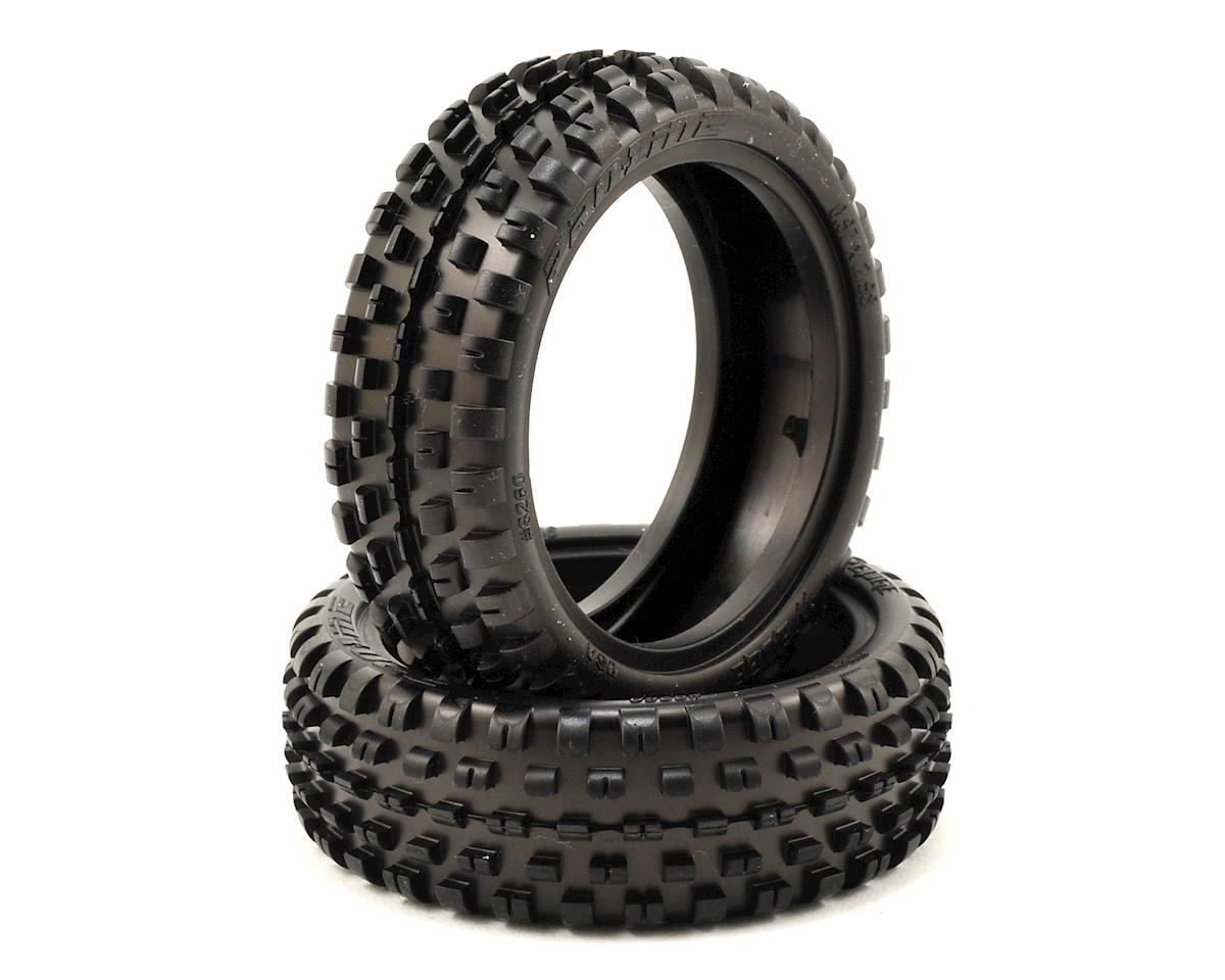"Wide Wedge Carpet 2.2"" 2WD Front Buggy Tires (2) (Z3) by Pro-Line"