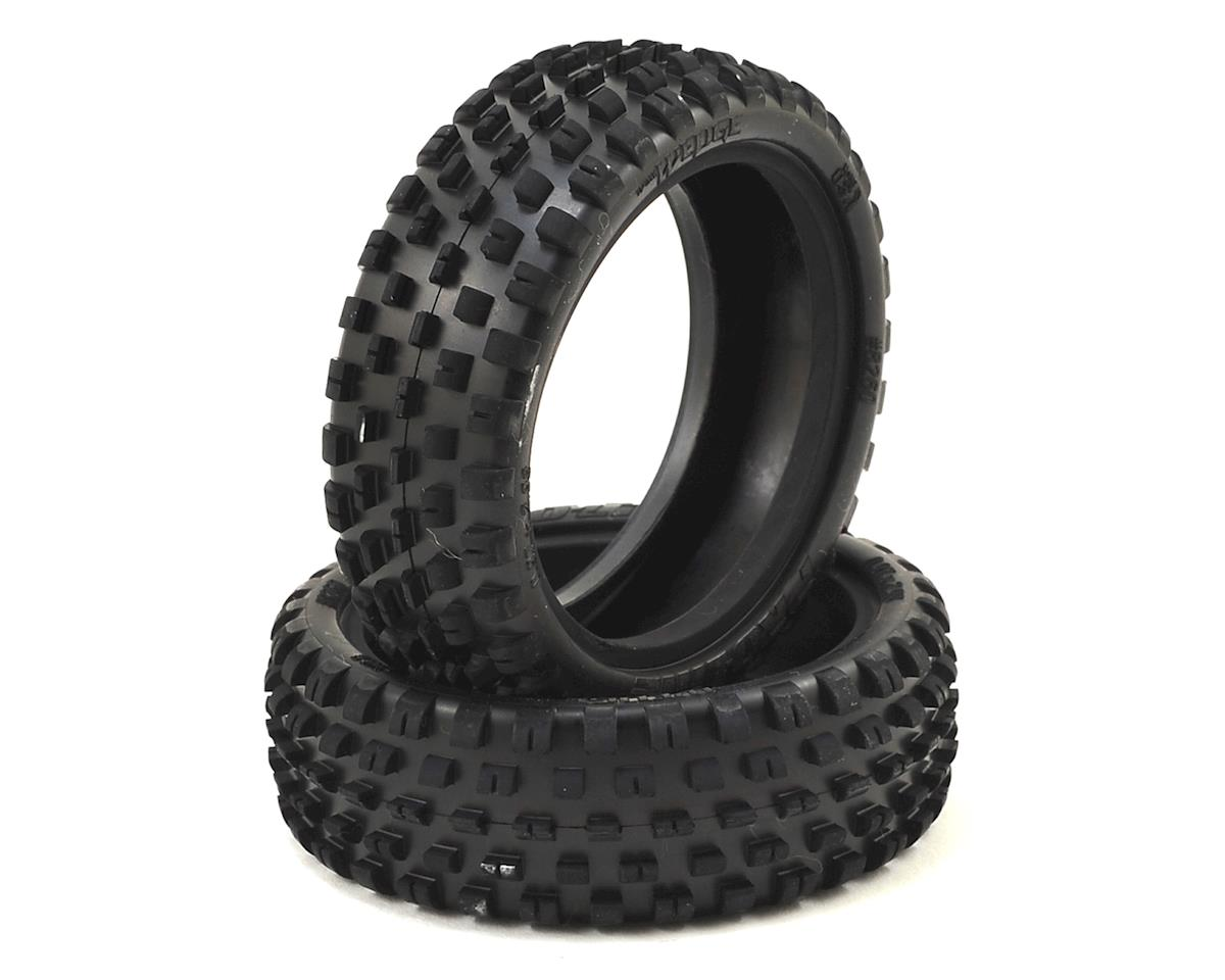 "Wide Wedge Carpet 2.2"" 2WD Front Buggy Tires (2) (Z4) by Pro-Line"