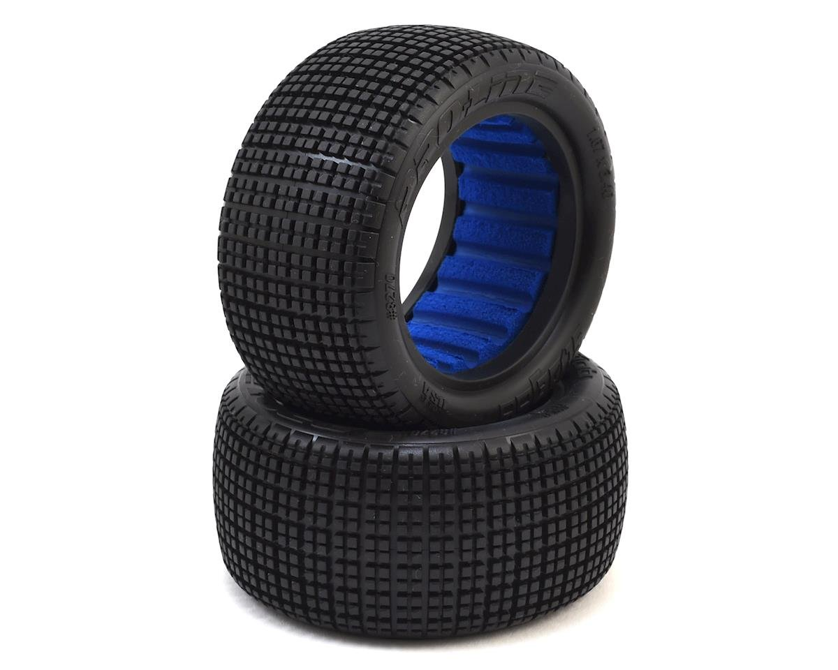 "Slide Job Dirt Oval 2.2"" Rear Buggy Tires (2) (M3) by Pro-Line"