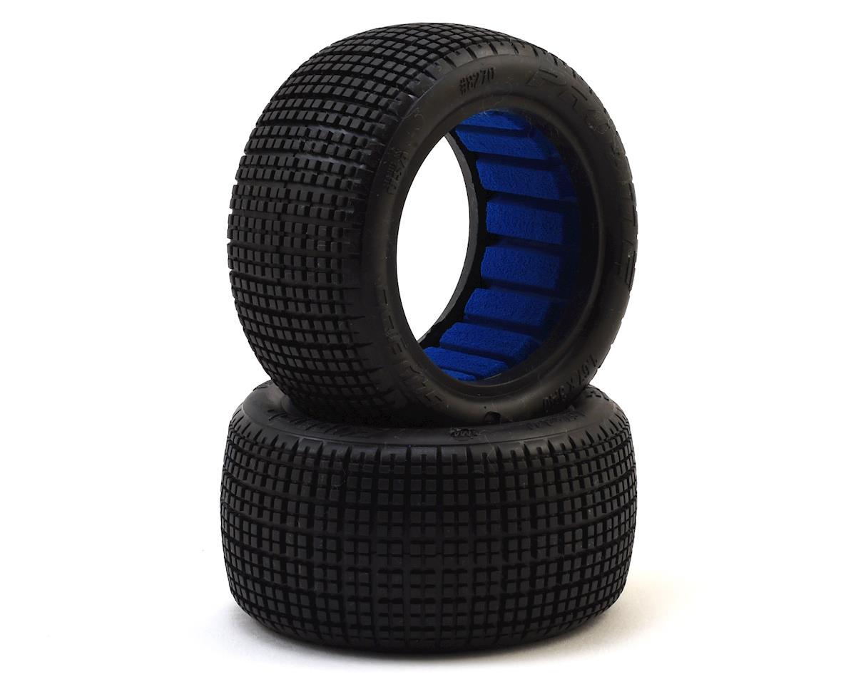 "Pro-Line Slide Job Dirt Oval 2.2"" Rear Buggy Tires (2) (M4)"