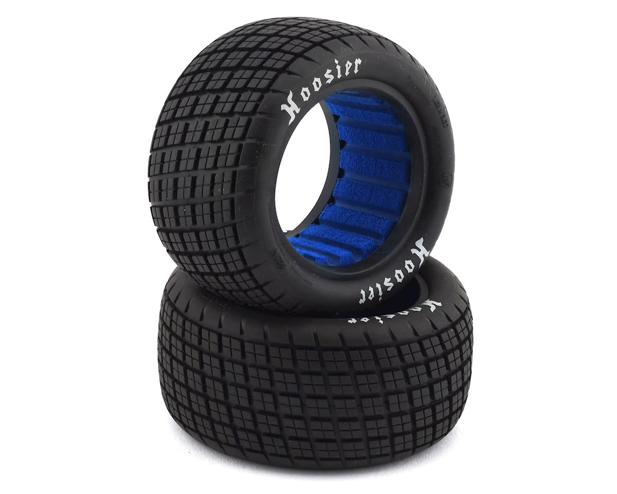"Pro-Line Hoosier Angle Block Dirt Oval 2.2"" Rear Buggy Tires (2) (M4)"