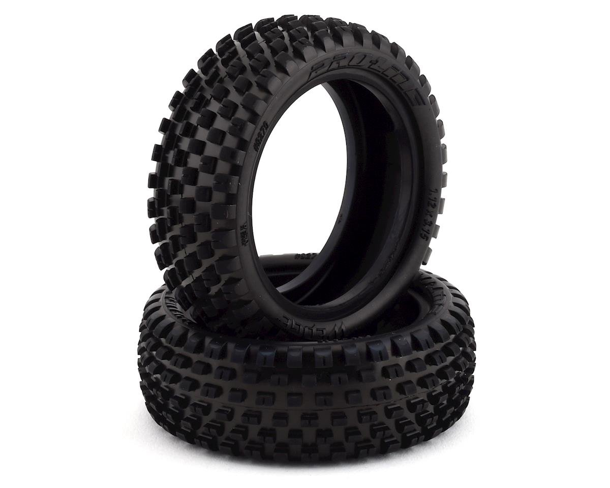 "Pro-Line Wedge LP Carpet 2.2"" 4WD Front Buggy Tires (2)"