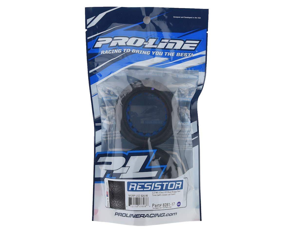 "Pro-Line Resistor 2.2"" Rear Buggy Tires (2) (MC)"