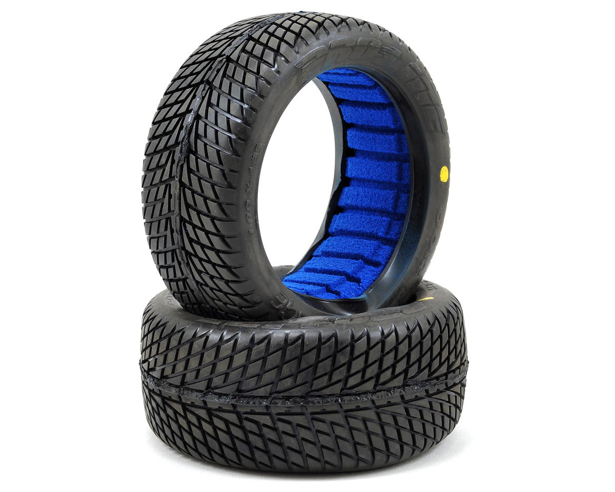 Pro-Line Road Rage 1/8 Buggy Tires w/Closed Cell Inserts (2)