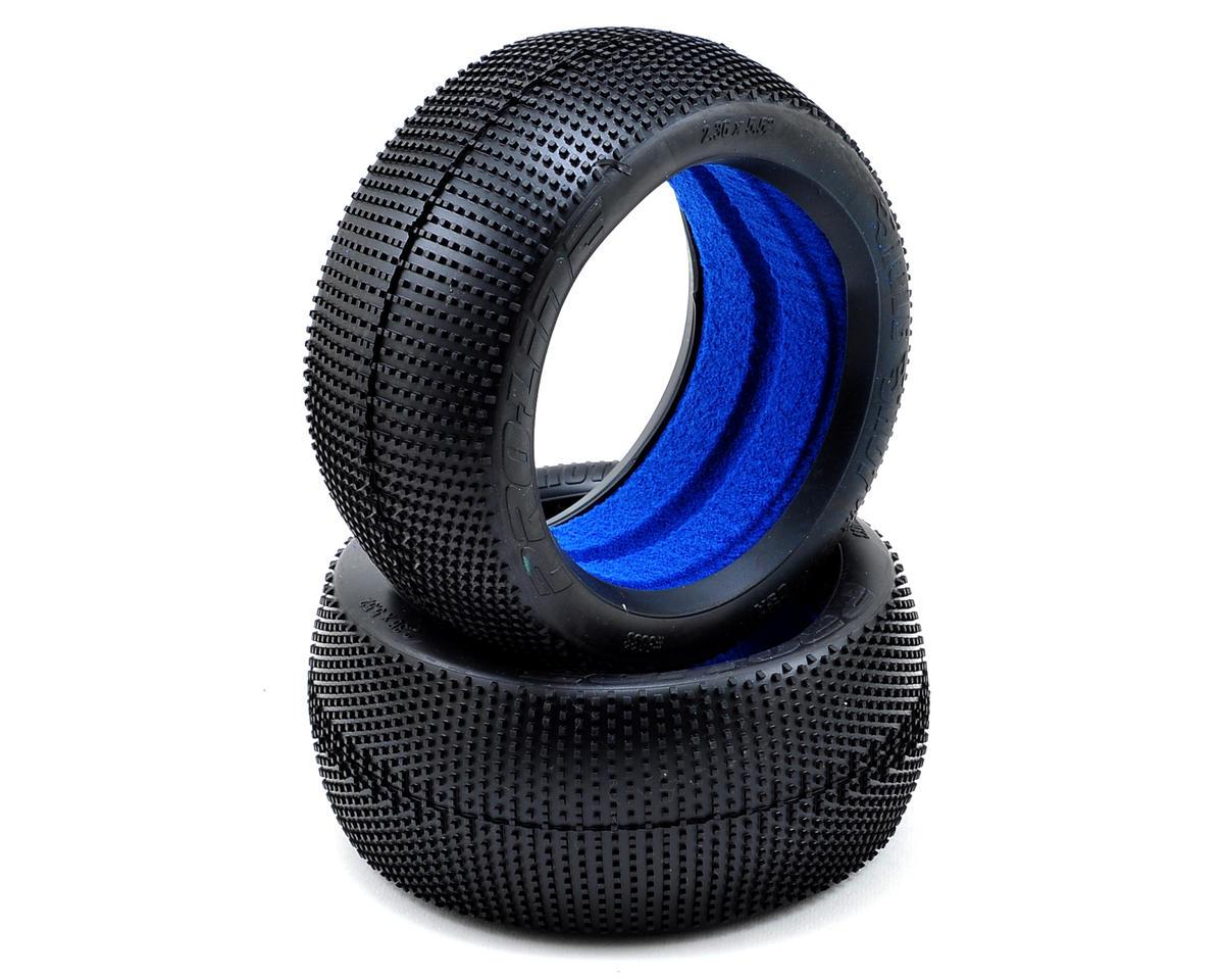 """Pro-Line Hole Shot VTR 4.0"""" 1/8 Truck Tires w/Foam (2) (X3)"""