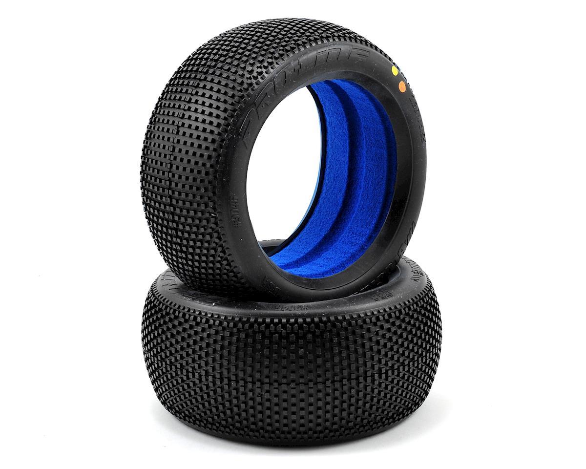 """Pro-Line Blockade VTR 4.0"""" 1/8 Truck Tires w/Foam (2)"""