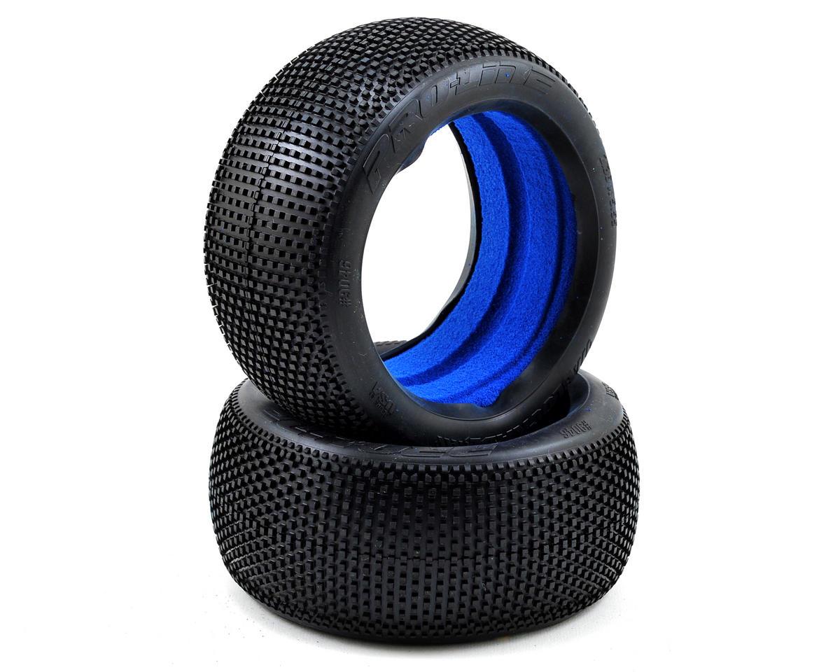 """Blockade VTR 4.0"""" 1/8 Truck Tires w/Foam (2) (X3) by Pro-Line"""