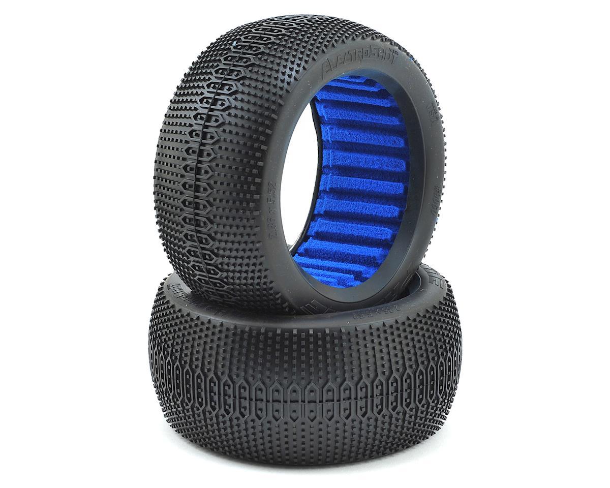 """Pro-Line ElectroShot VTR 4.0"""" 1/8 Truck Tires w/Foam (2)"""