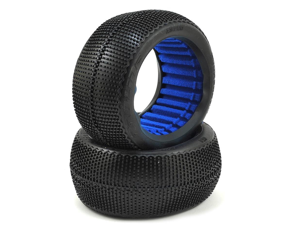 """Pro-Line Buck Shot VTR 4.0"""" 1/8 Truck Tires w/Foam (2) (X3)"""