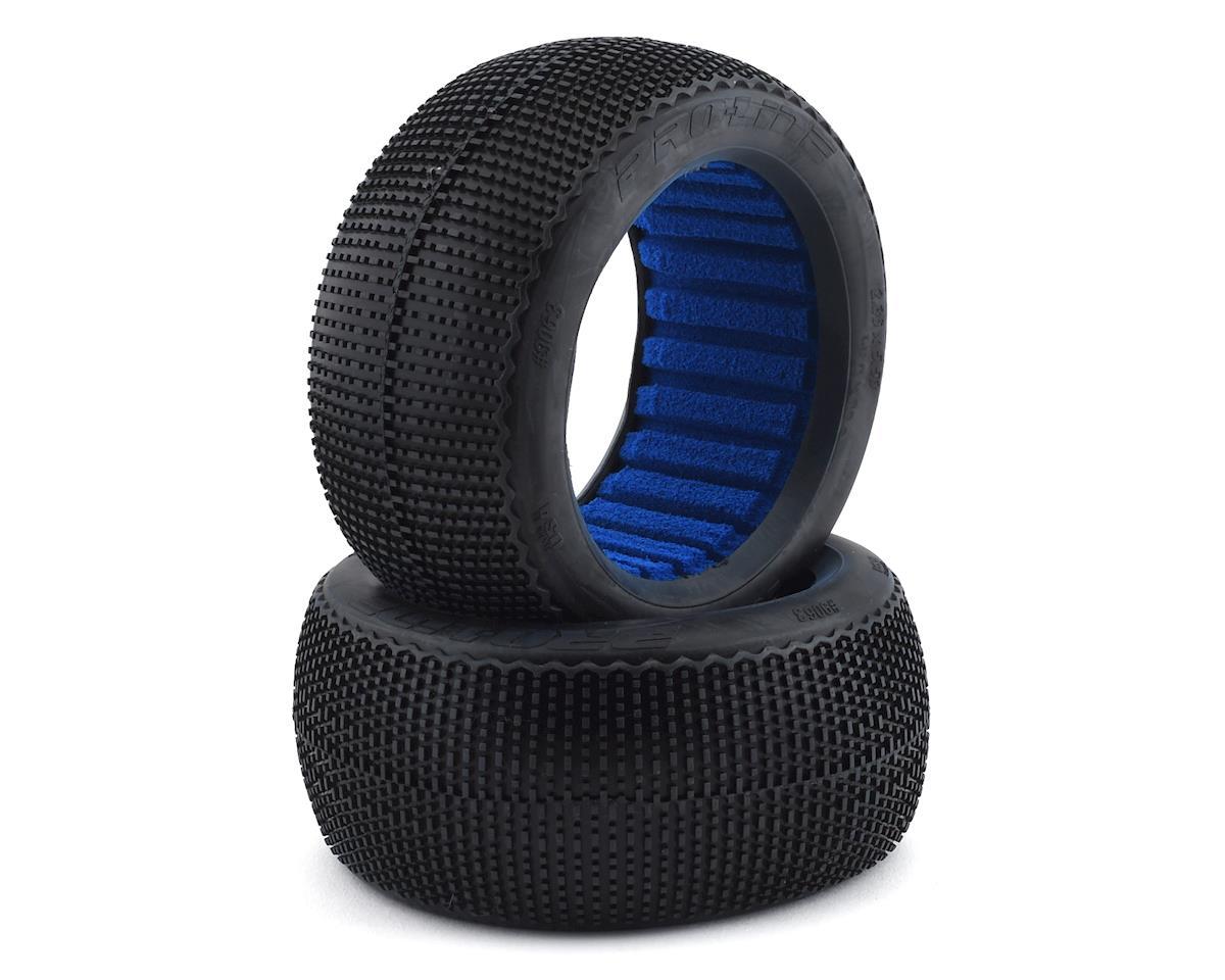 """Pro-Line Buck Shot VTR 4.0"""" 1/8 Truggy Tires w/Foam (2) (S4)"""