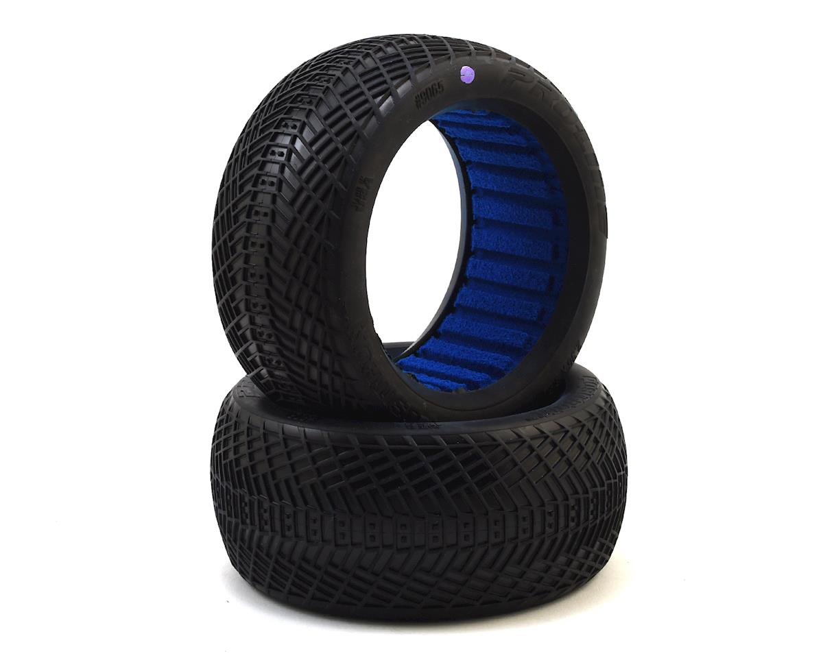"Pro-Line Positron VTR 4.0"" 1/8 Truggy Tires w/Foam (2) 