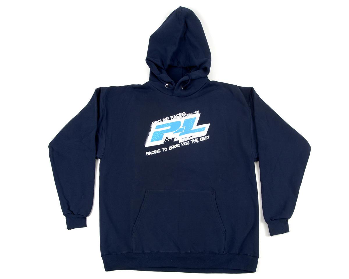 Pro-Line Urban Blue Hoodie (Medium)