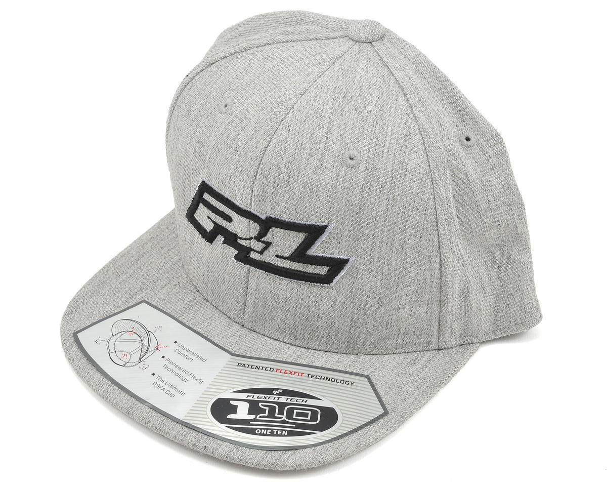 Threads Snapback Hat (Gray) by Pro-Line