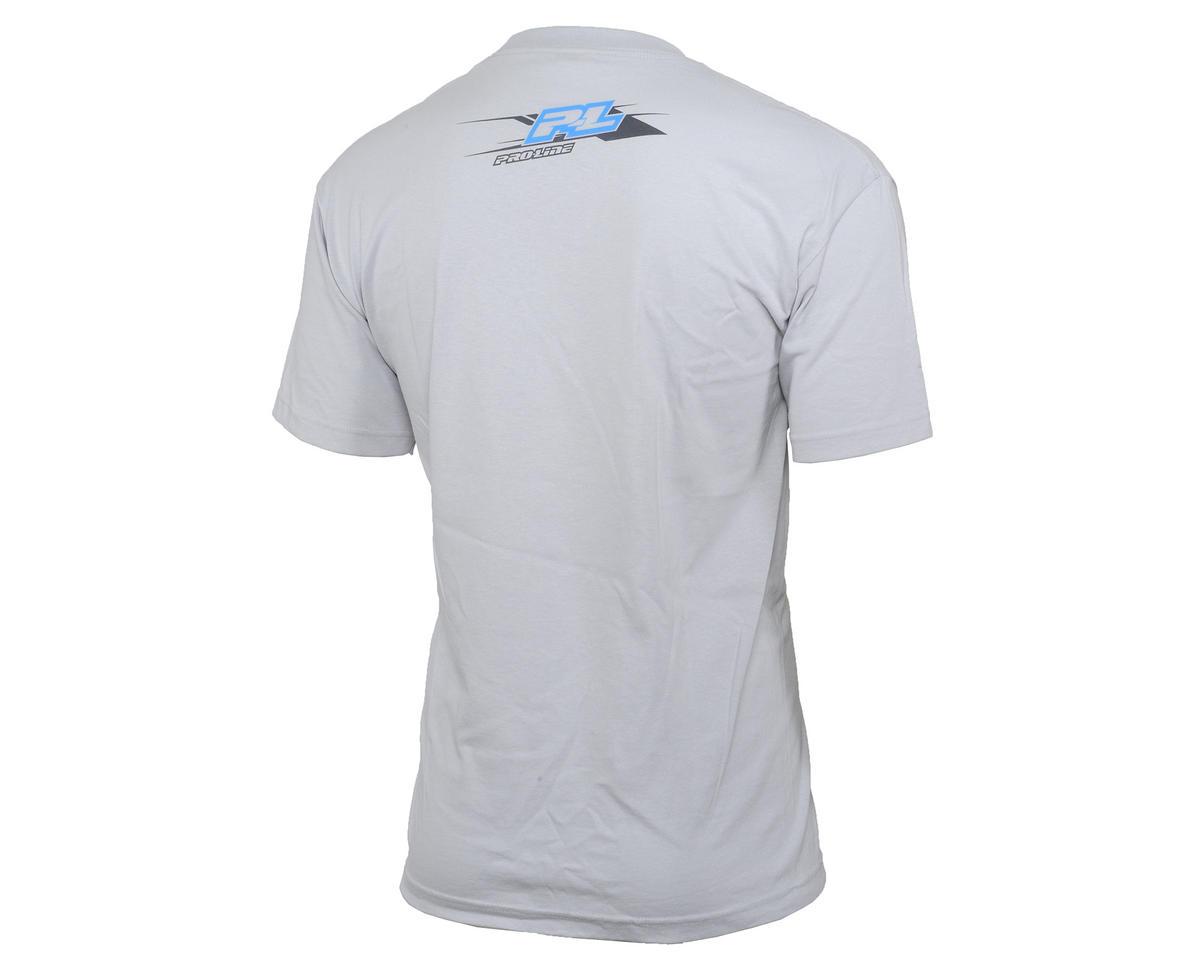 Pro-Line PL Race Tone Silver T-Shirt (M)