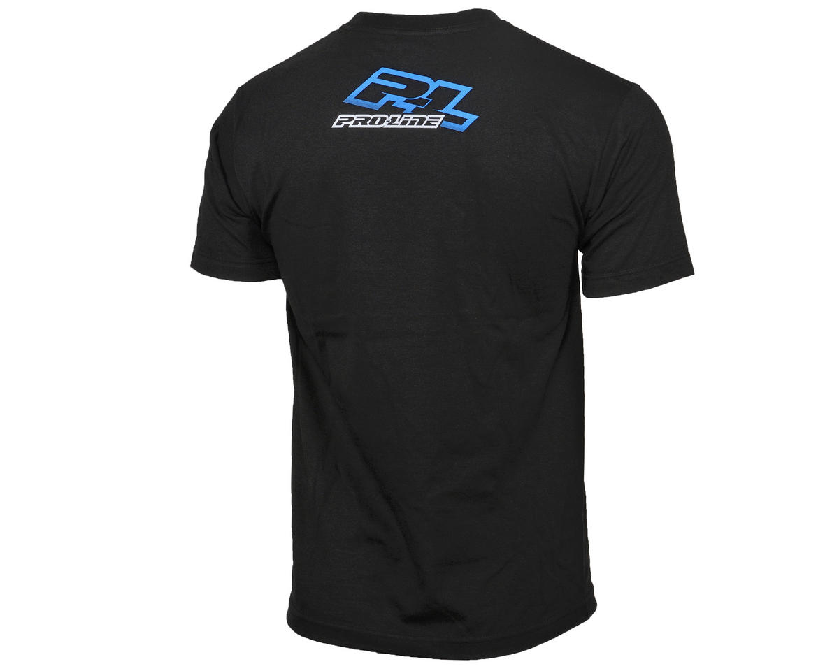 Pro-Line PL Factory Black T-Shirt (L)