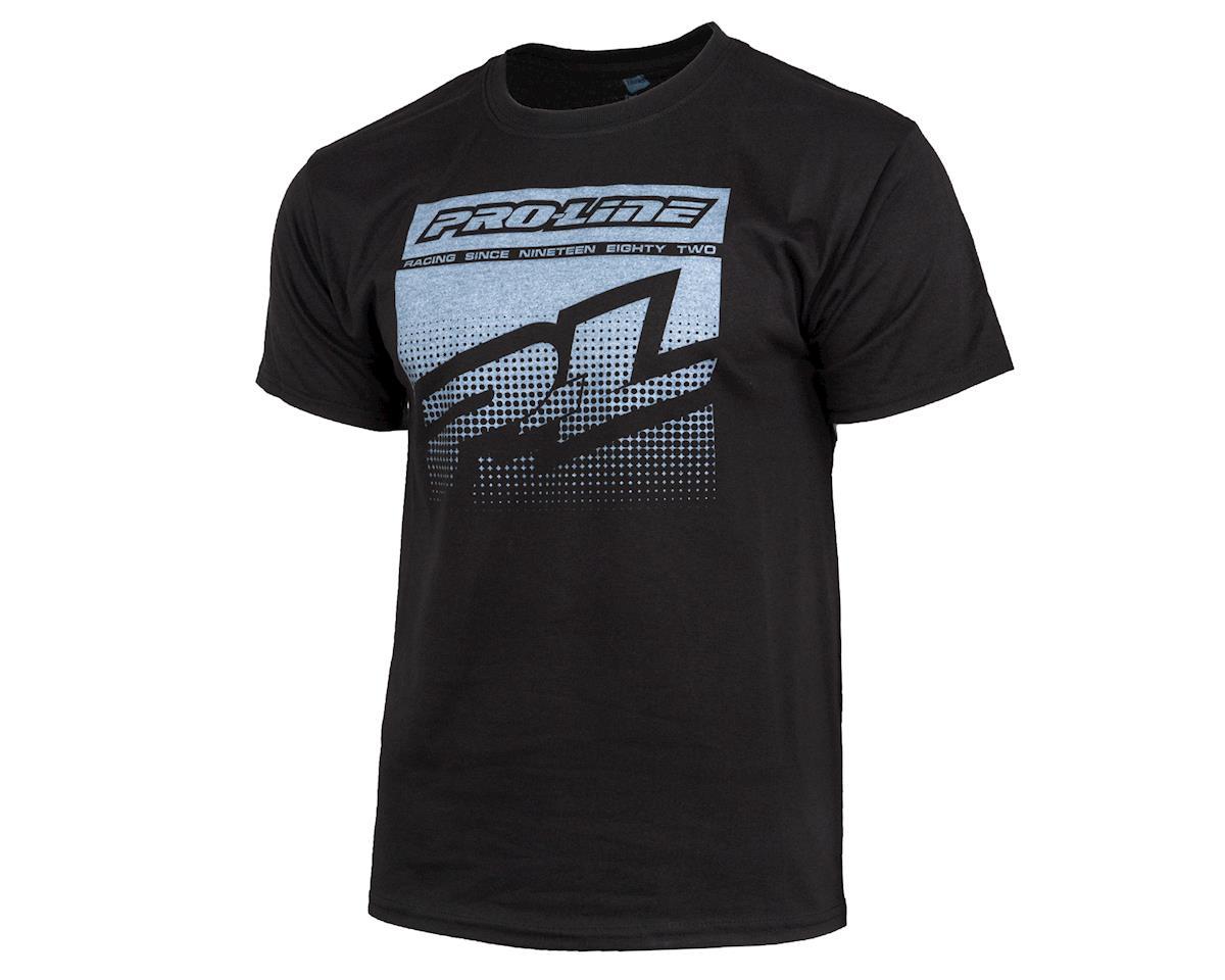 Pro-Line Half Tone T-Shirt (Black) (L)