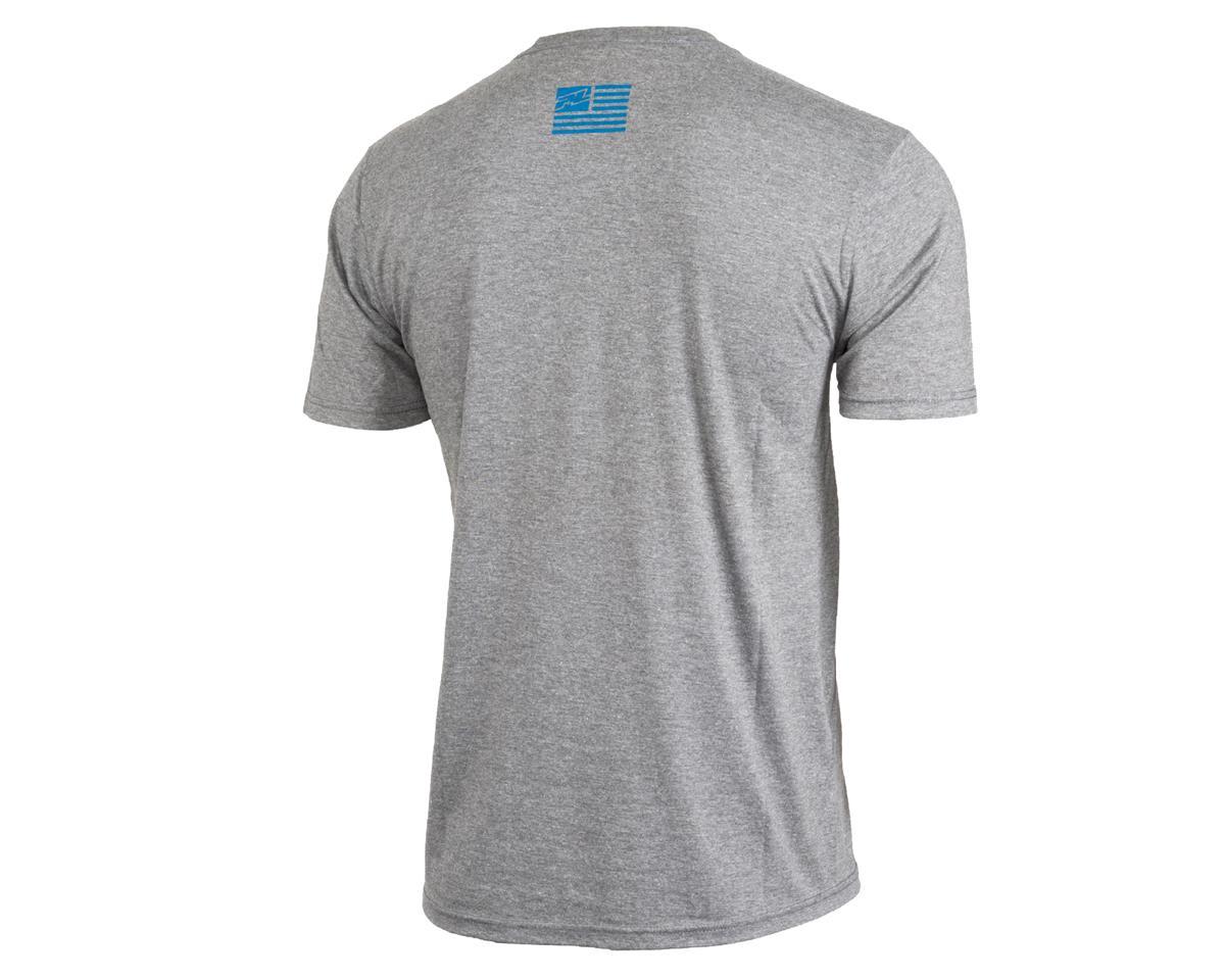 Pro-Line Factory Team T-Shirt (Gray) (L)