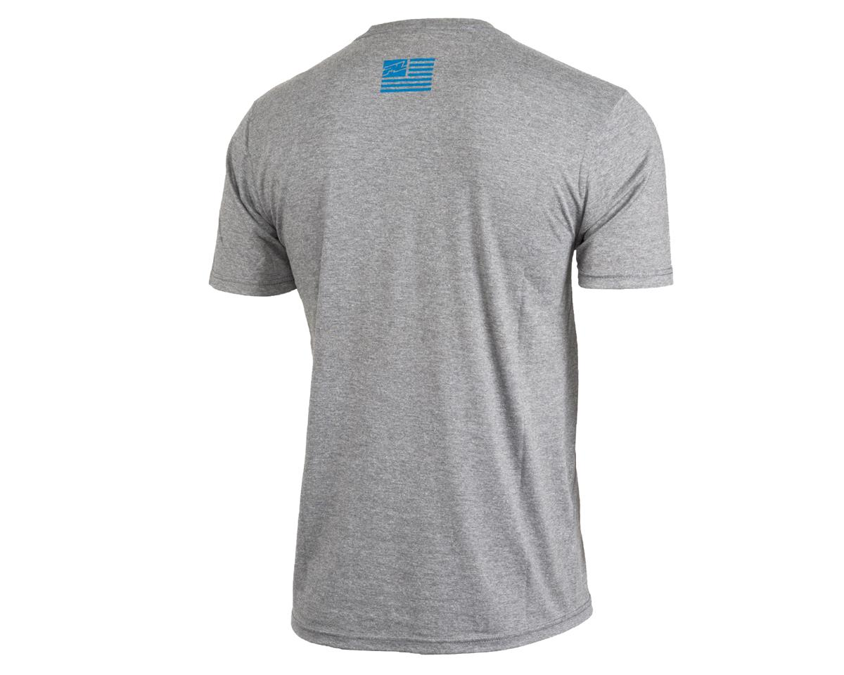 Pro-Line Factory Team T-Shirt (Gray) (2XL)