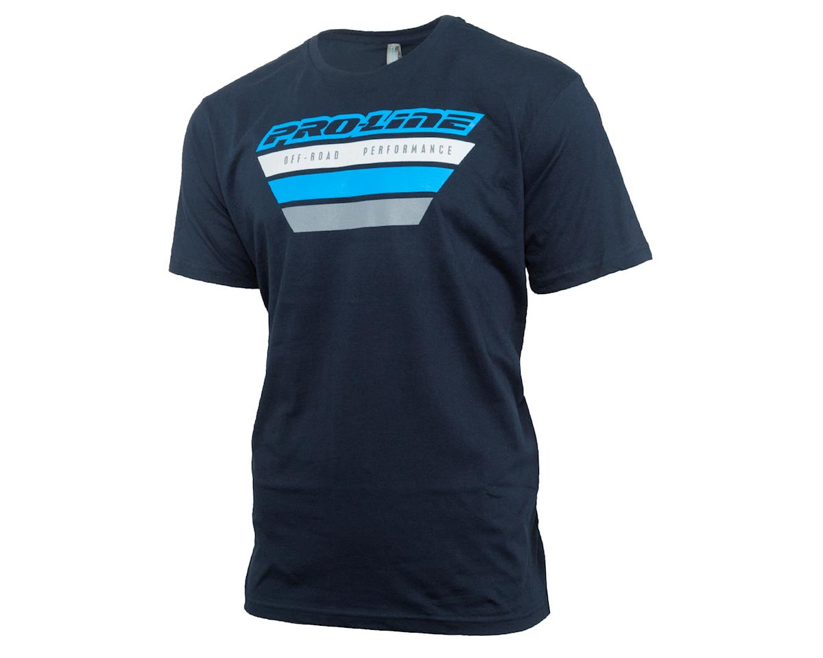 OP T-Shirt (Blue) (XL) by Pro-Line