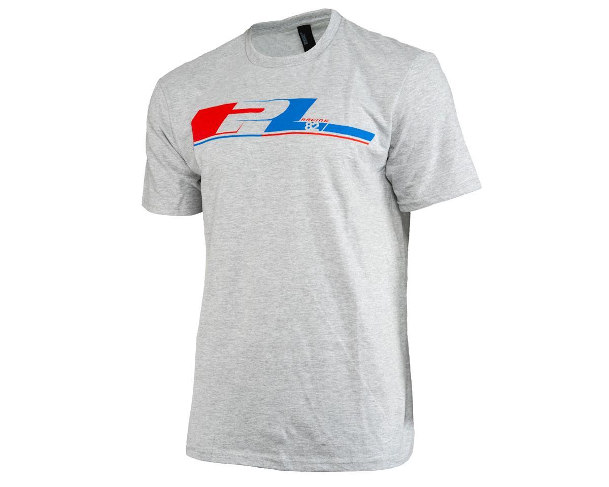 Pro-Line 82 Rewind Light Gray T-Shirt (XL)