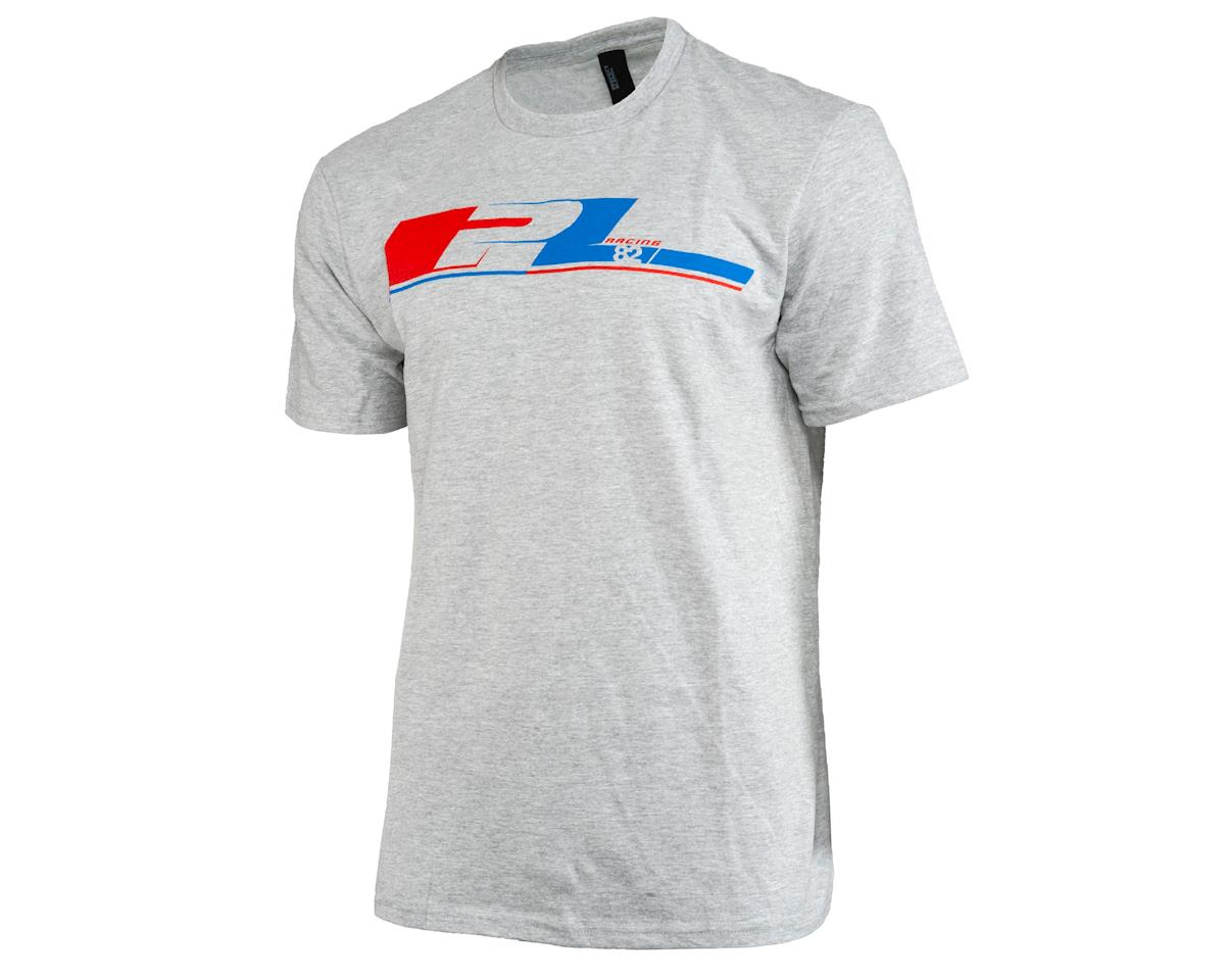 Pro-Line 82 Rewind Light Gray T-Shirt (2XL)