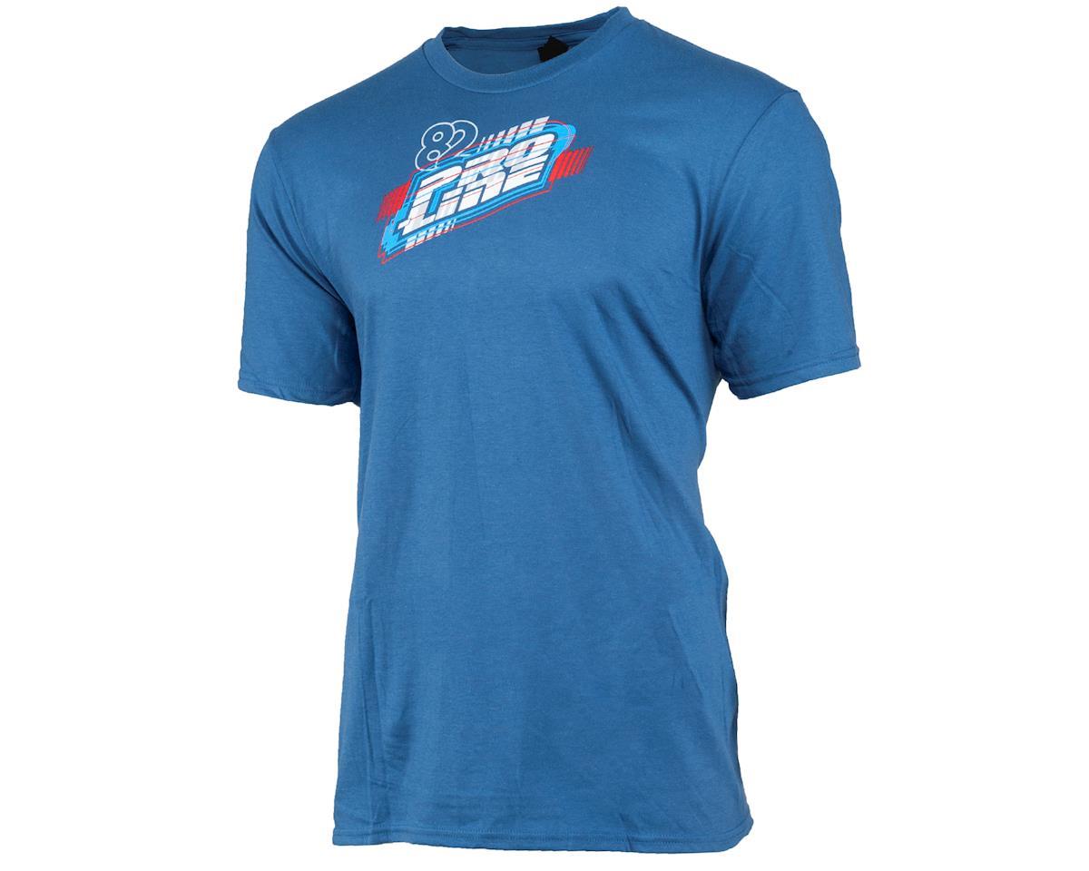 Pro-Line Energy Blue T-Shirt (Blue) (M)