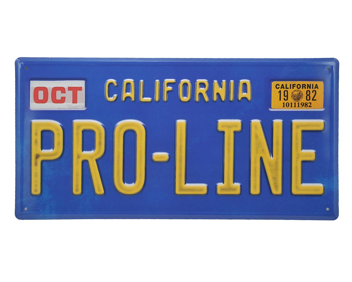 Pro-Line Anniversary Decorative License Plate