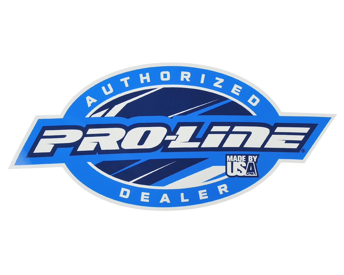 Pro-Line Authorized Dealer Decal