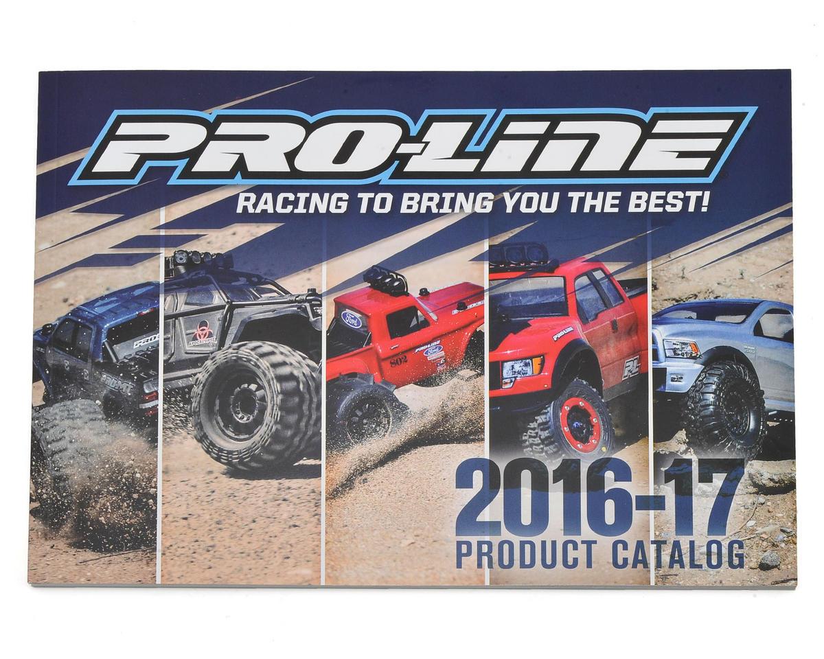 Pro-Line 2016 - 2017 Product Catalog