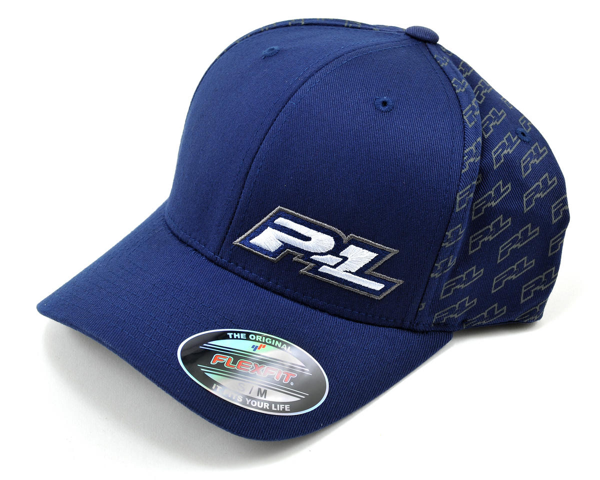 "Pro-Line 2013 ""Swarm"" Flexfit Hat (Navy Blue)"
