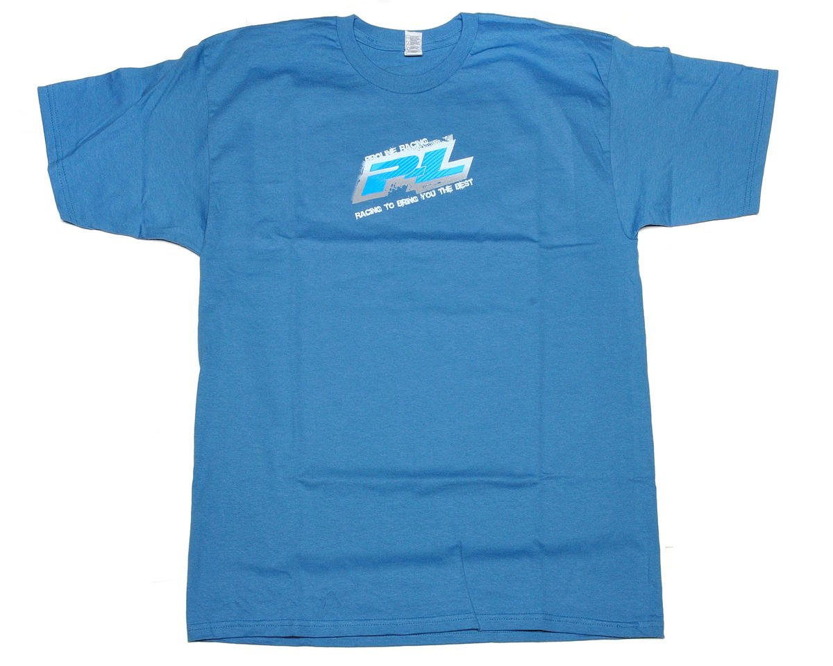 Pro-Line Slate Blue Urban T-Shirt (Medium)