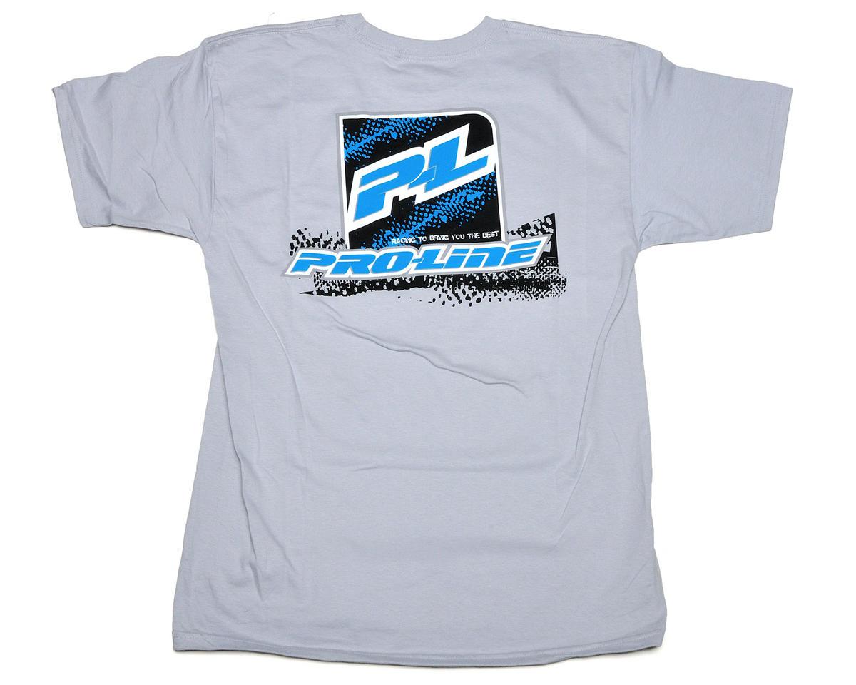 Pro-Line Silver Surf T-Shirt (Medium)